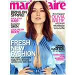 Marie Claire Issue April 2013